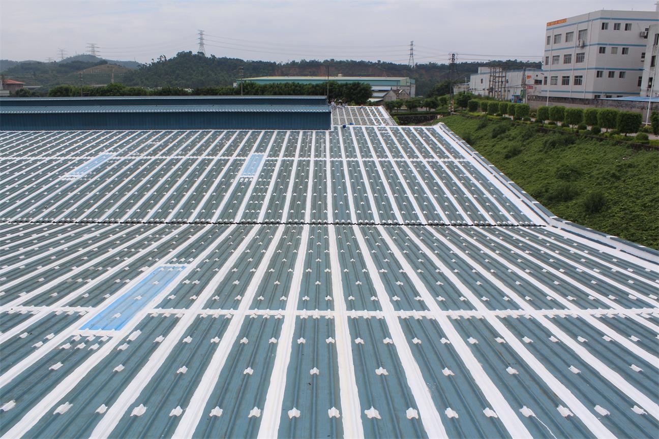 金属屋面防水解决方案