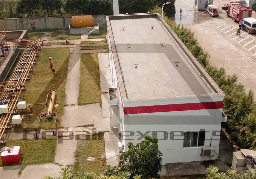 混凝土屋面防水解决方案