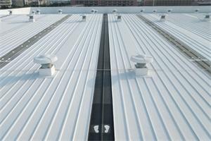 全屋面定制翻新(防水、隔热)   日立汽车系统屋面