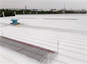 集隔热与防护为一体的维护系统     丰田合成屋面翻新