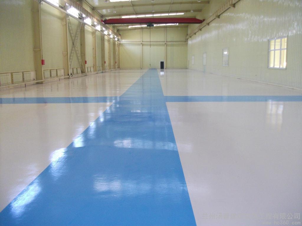 环氧树脂地坪发白的处理方法