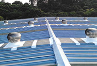 金属屋面防水的做法
