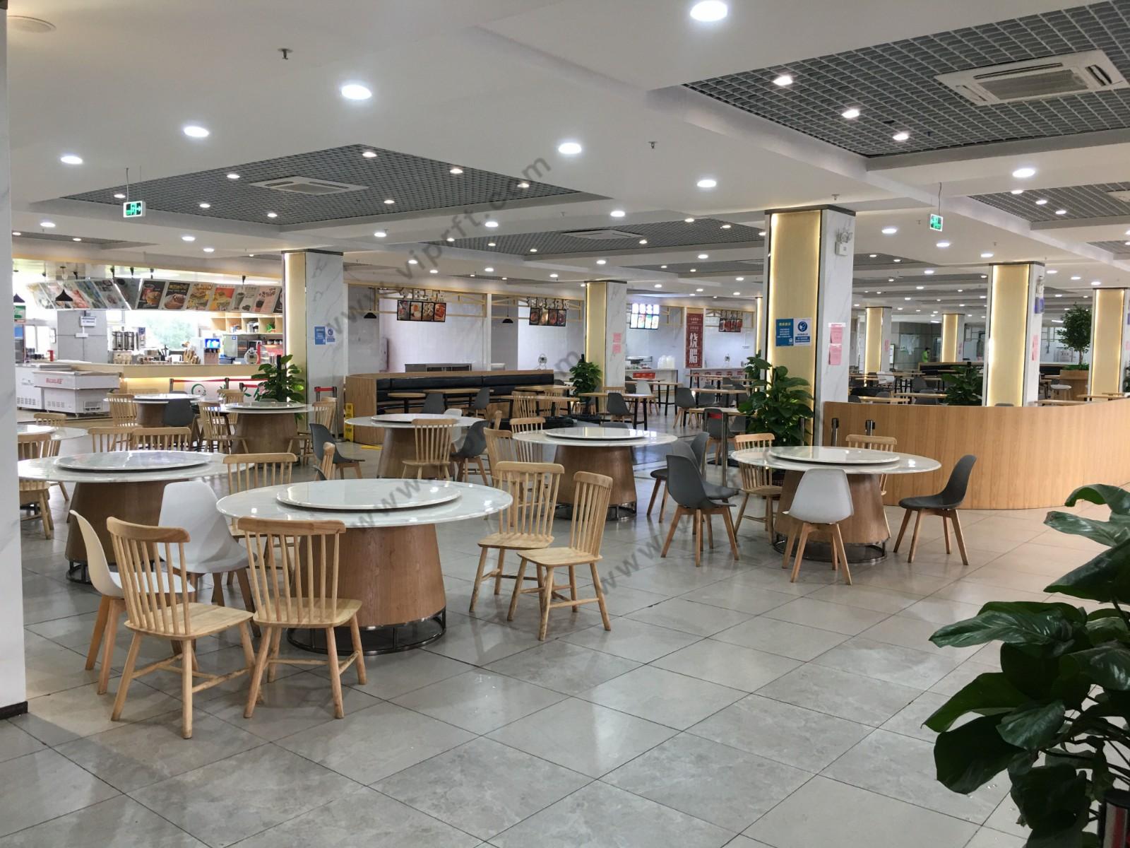 美的员工食堂改造