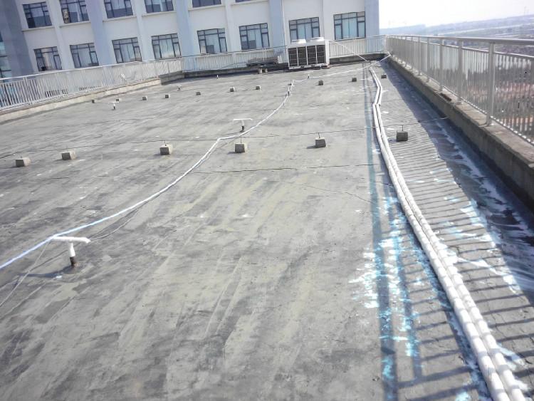 刚性屋面工艺流程