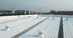 常见的两种金属屋面防水做法
