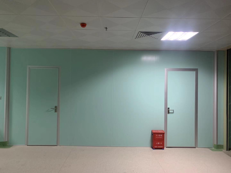 梅州医院住院部装饰改造,洁净化工程