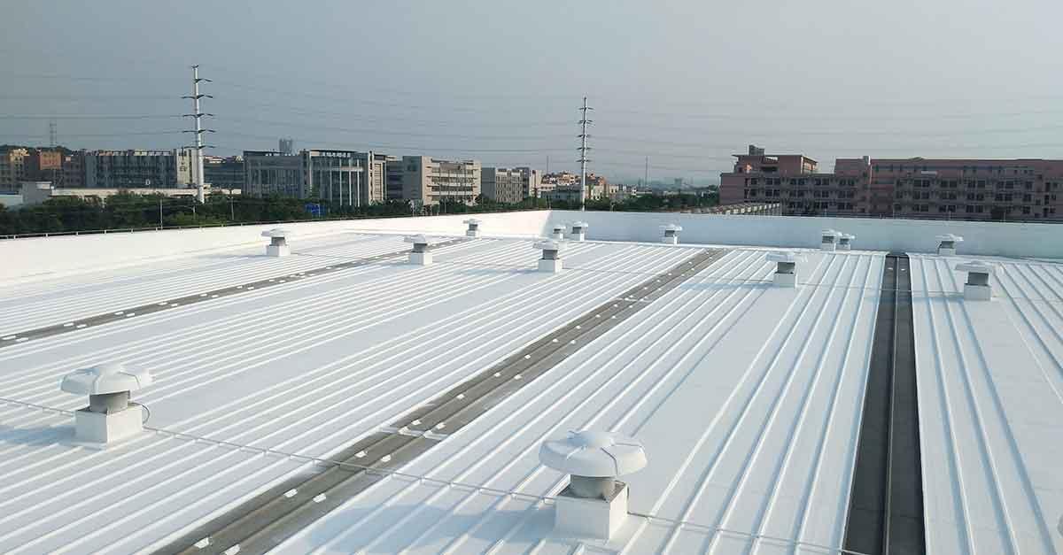 金属屋面防水,彩钢板屋面防水